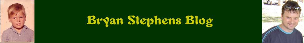 Bryan Stephens header image 2